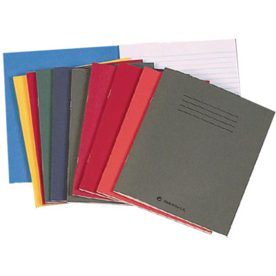 Exercise Books 8″x6.5″ 48pg