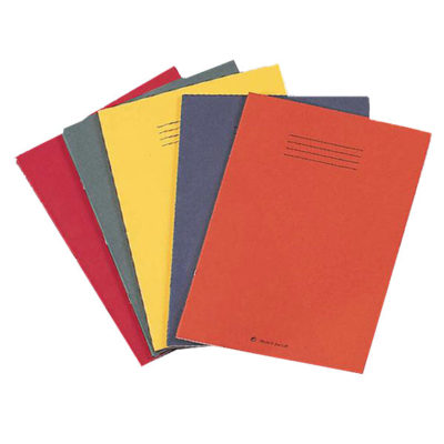 Exercise Books 9″x7″ 48pg
