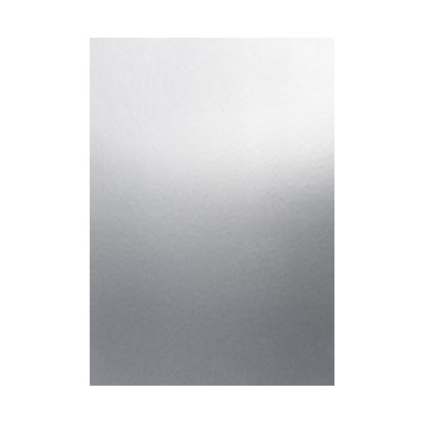 Georama Metallic Silver 120gsm Paper And School Supplies