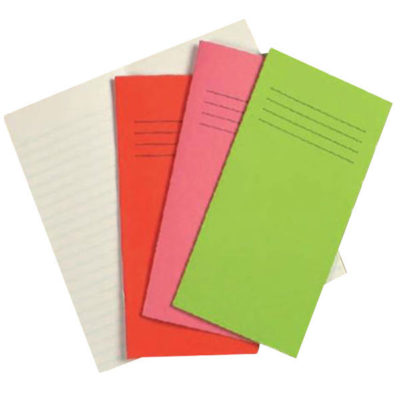 Notebooks 8″x4″ 32pg