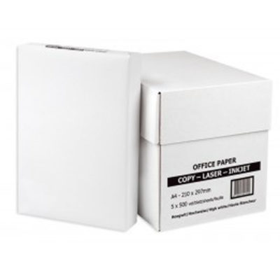 White Box Copier Paper
