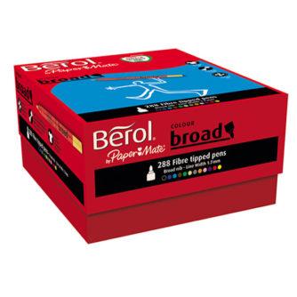 Berol-Colourbroad-Classpack