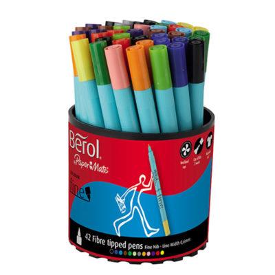 Berol Colourfine Pens