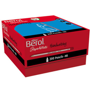 Berol Handwriting HB Pencils