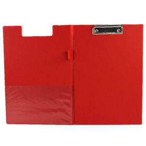 PVC Clipboards Foldover A4