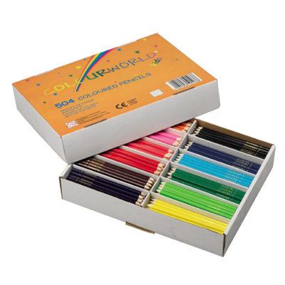 Classroom Colouring Pencils
