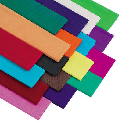 Crepe Paper Assorted