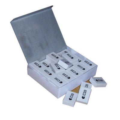 Erasers C20