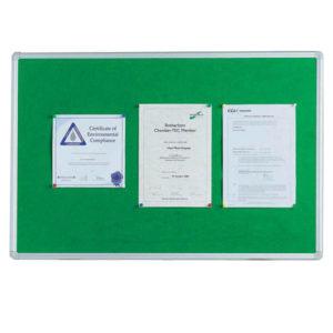 Framed Noticeboards