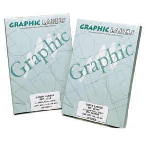 A4 Graphic Labels – Avery Quality