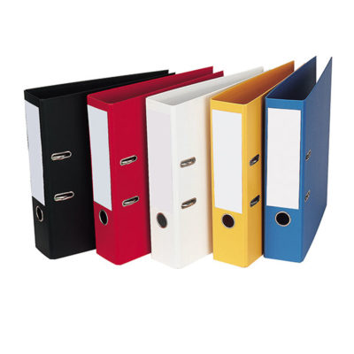 Lever Arch Files PVC