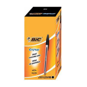 Bic Cristal Medium Pens