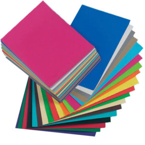 Poster Paper Sheets Assorted