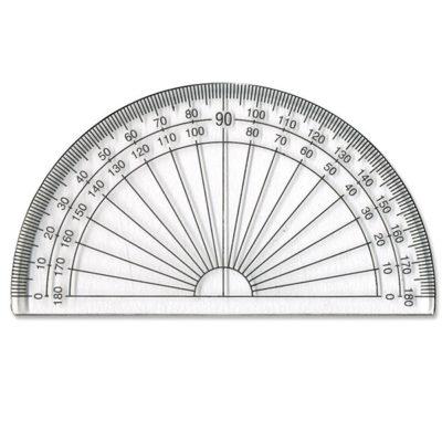 Protractor 10cm