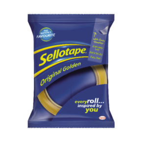 Sellotape Clear Pack of 12