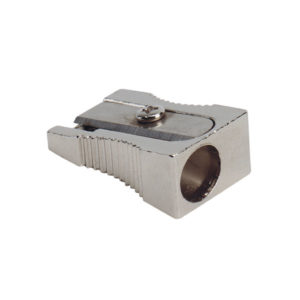 Wedge Pencil Sharpener Metal