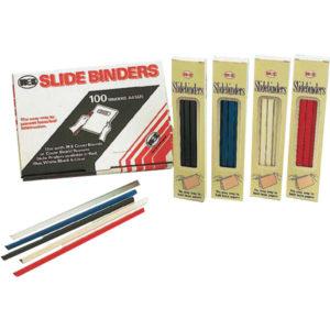 Slide Binders
