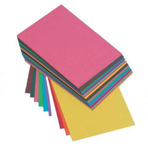 Vibrant Coloured Board