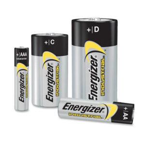 Energiser Industrial Batteries