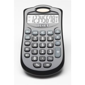 Texet 8-digit Pocket Calculator