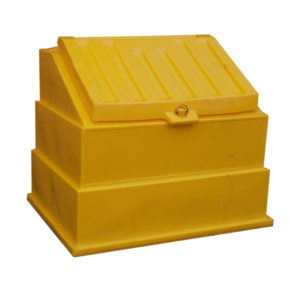 Grit-Storage-Bins