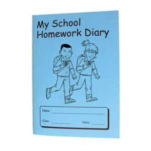 My School Homework Diary