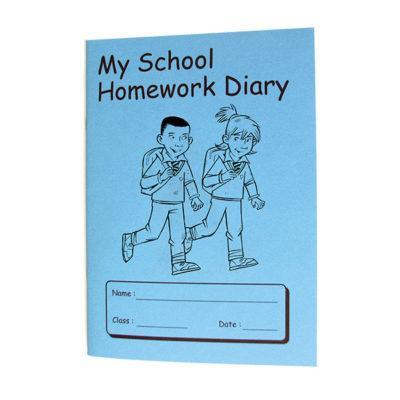 My School Homework Diary