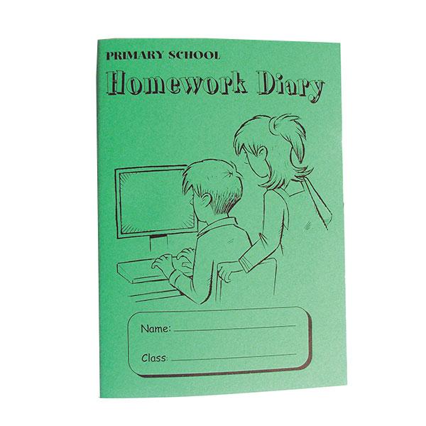 schools homework diary
