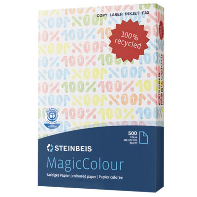 Magic Colour Tinted Paper 80gsm