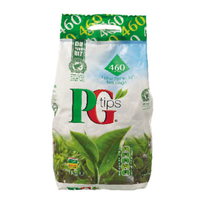PG Tips Teabags 460