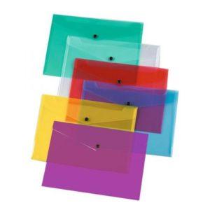 A4 Popper Wallet