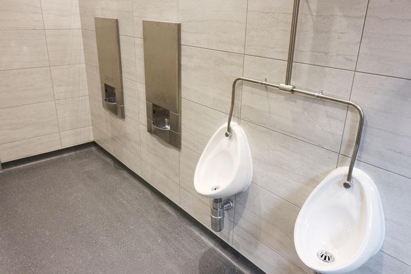 Pleasant Street Toilets