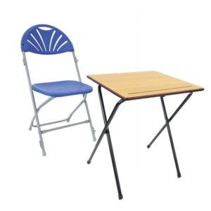 Fanback Desk Package COVID-19