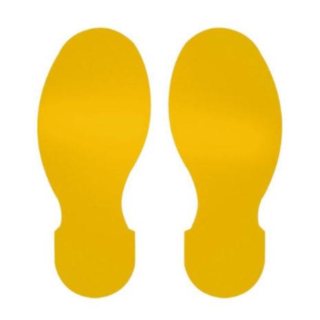 Footprint-stickers
