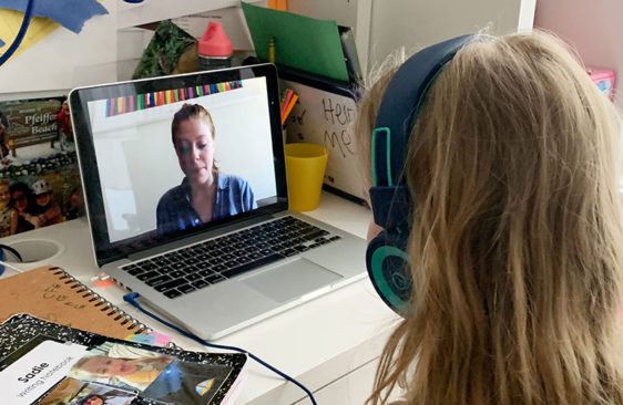 Schools Embracing New Remote Learning