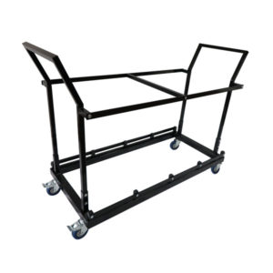 Zlite Upright Exam Desk Trolley