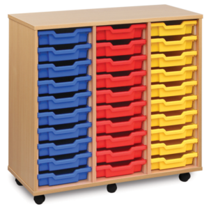 30 Tray Storage Unit