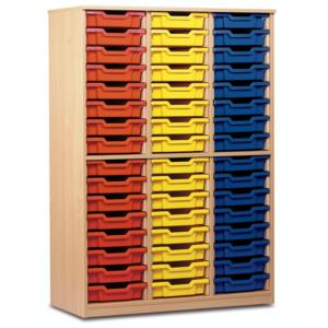 60 Tray Cupboard