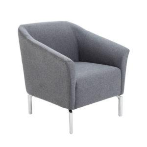 Tux Armchair – Grey