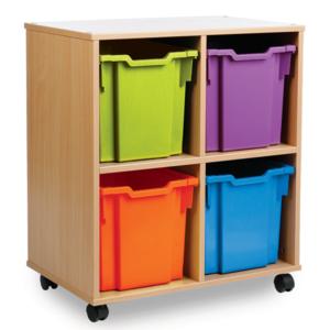 Allsorts Colour Range Jumbo Tray Unit