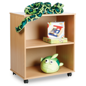 Allsorts Colour Range Shelf Unit