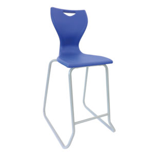 EN Skid Base High Chair