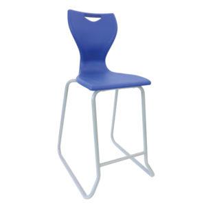 EN Skid Base High Chair