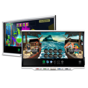 Smart AV Screens