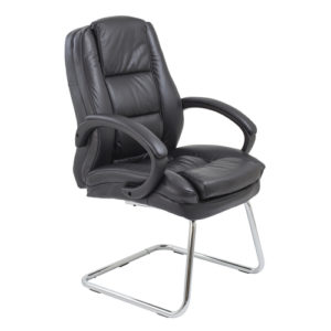 Colorado Visitor Chair – Black