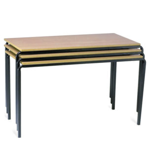 MDF Edge Crushbent Table