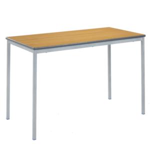 PU Edge Rectangular Table