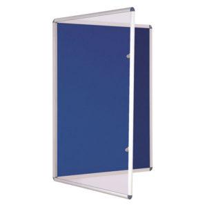 Felt Tamperproof Noticeboards – Single door