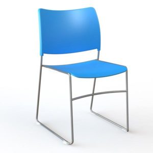 Elite High Density Stacking Chair