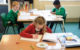 English schools could return 8 March 'at the earliest'